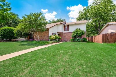 Garland Single Family Home Active Option Contract: 1905 Timbercreek Drive