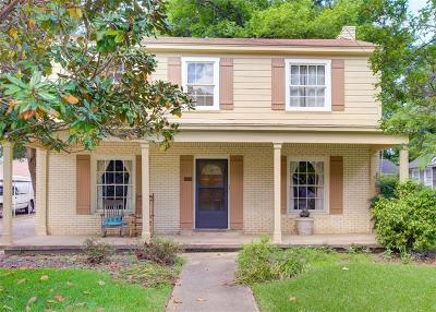 Tyler Single Family Home For Sale: 527 W 6th Street