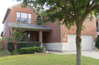 Irving Single Family Home For Sale: 3024 Stallion Crossing