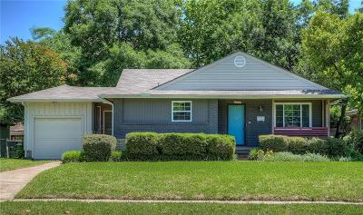 Dallas County Single Family Home For Sale: 10008 Estacado Drive