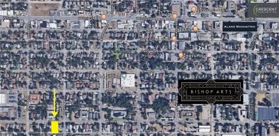 Dallas County Residential Lots & Land For Sale: 708 W 10th Street