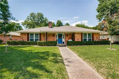 Richardson Single Family Home For Sale: 1708 Syracuse Drive