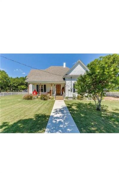 Johnson County Single Family Home For Sale: 601 Central Avenue