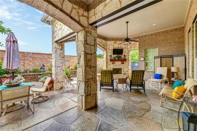 Lantana Single Family Home For Sale: 9116 Blanco Drive