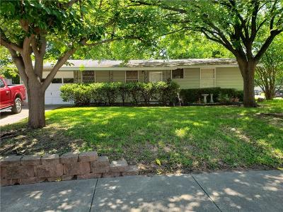 Farmers Branch Single Family Home For Sale: 13106 Holbrook Drive