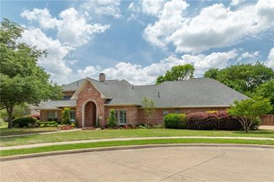 Plano Single Family Home For Sale: 3905 Wild Oak Circle