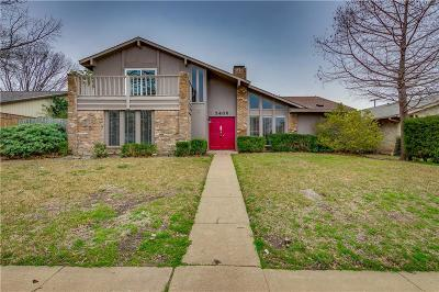 Garland Single Family Home For Sale: 3406 Brook Glen Drive