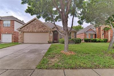 Fort Worth Single Family Home For Sale: 11609 Wild Pear Lane