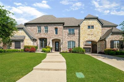 Allen Single Family Home Active Option Contract: 980 Lehigh Lane
