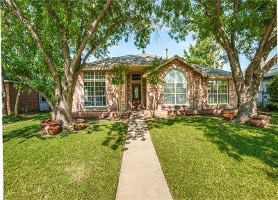 The Colony Single Family Home For Sale: 7133 Fox Drive