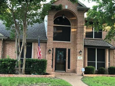 Grand Prairie Single Family Home For Sale: 505 Cartgate Lane