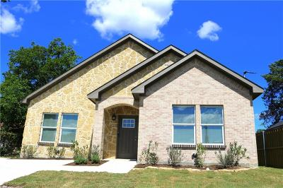 Dallas Single Family Home For Sale: 832 Hutchins Road