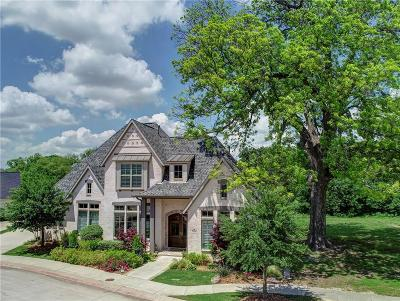 Allen Single Family Home Active Option Contract: 1330 Lincoln Court