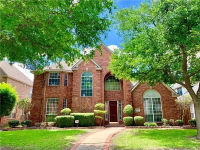 Dallas County, Denton County, Collin County, Cooke County, Grayson County, Jack County, Johnson County, Palo Pinto County, Parker County, Tarrant County, Wise County Single Family Home For Sale: 8125 Strecker Lane