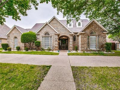Colleyville Single Family Home Active Option Contract: 2406 N Whitehaven Drive