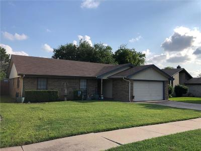 Saginaw Single Family Home Active Option Contract: 813 Reed Avenue