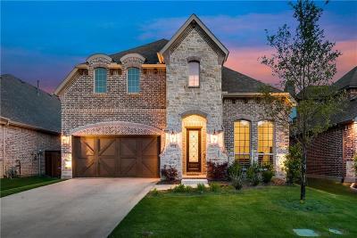 Mckinney Single Family Home For Sale: 8721 Brunswick Lane