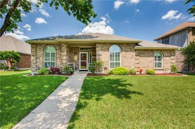 Mesquite Single Family Home For Sale: 2513 Hawk Drive