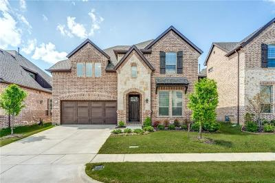 Euless Single Family Home For Sale: 2509 Navarro Trail