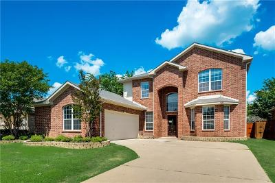 Burleson Single Family Home For Sale: 1005 Hidden Oaks Drive