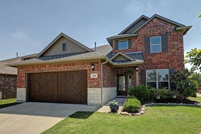 McKinney Single Family Home For Sale: 1000 Nob Hill Place