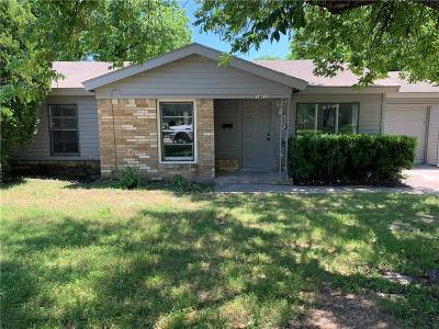 Fort Worth Single Family Home For Sale: 1421 W Spurgeon Street