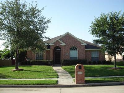 Keller Residential Lease For Lease: 440 Vasey Oak Drive