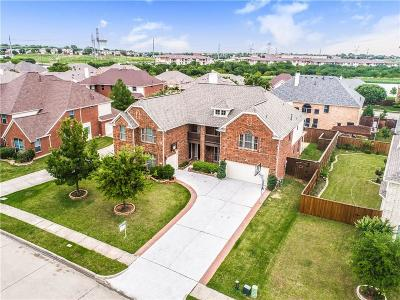 Denton County Single Family Home For Sale: 1113 Muscogee Trail