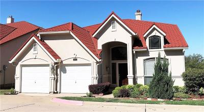 Rockwall Single Family Home For Sale: 1872 Huron Drive