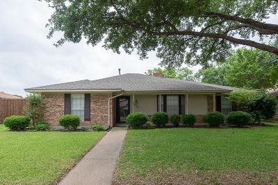 Garland Single Family Home For Sale: 606 Brookfield Drive