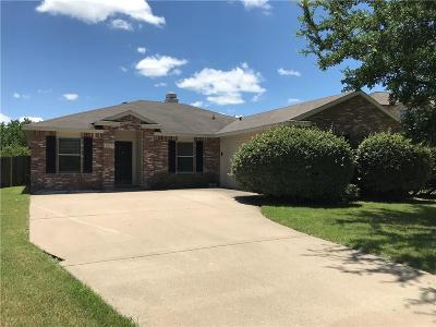 Rockwall Single Family Home For Sale: 1417 Foxwood Lane