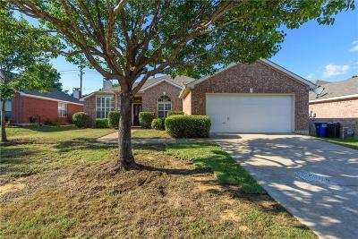 Corinth TX Single Family Home Active Option Contract: $250,000