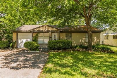 Farmers Branch Single Family Home For Sale: 2539 Brandywine Drive