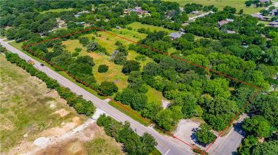 Denton County Residential Lots & Land For Sale: 101 Lakeshore Road