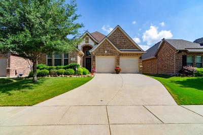 Fort Worth Single Family Home For Sale: 2540 Open Range Drive
