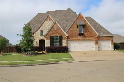 Forney Single Family Home For Sale: 1023 Longhill Way
