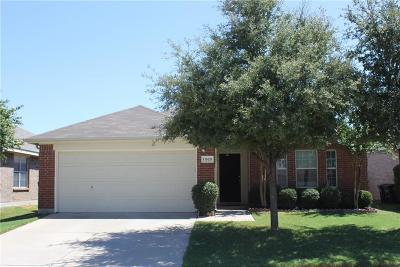 Fort Worth Single Family Home For Sale: 11520 Emory Trail