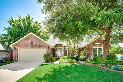 Flower Mound Single Family Home For Sale: 5325 Weathervane Lane