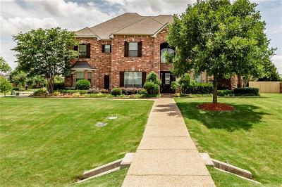 Southlake Single Family Home For Sale: 1211 Del Mar Drive