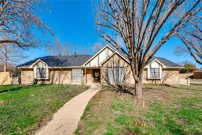 Garland Single Family Home For Sale: 2714 Country Club Parkway