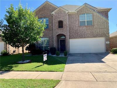 Irving Single Family Home For Sale: 1631 Brighton Downs