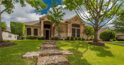 North Richland Hills Single Family Home For Sale: 7809 Chaddington Court