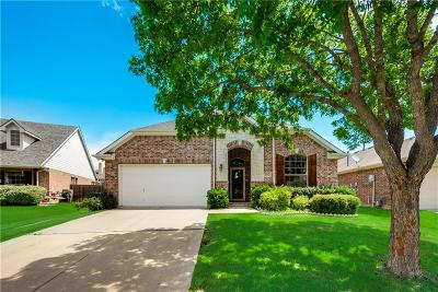Mesquite Single Family Home For Sale: 2712 Snowy Owl Drive