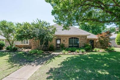 Richardson Single Family Home Active Option Contract: 2114 Chestnut Hill Lane