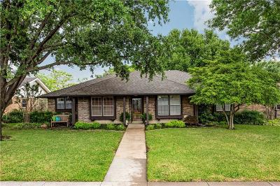 Denton County Single Family Home For Sale: 3810 Vista Woods Drive