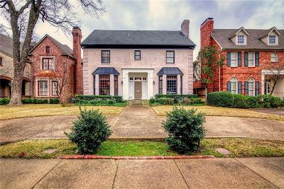 University Park Residential Lease For Lease: 3205 Stanford Avenue