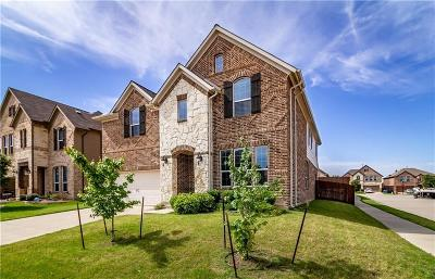 Little Elm Single Family Home For Sale: 2376 Elm Valley Drive