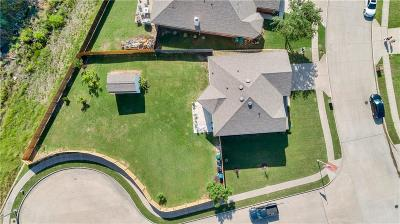 Dallas, Fort Worth Single Family Home Active Option Contract: 10732 Bing Drive