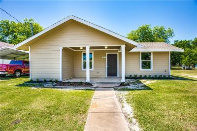 Royse City Single Family Home Active Option Contract: 615 N Josephine Street