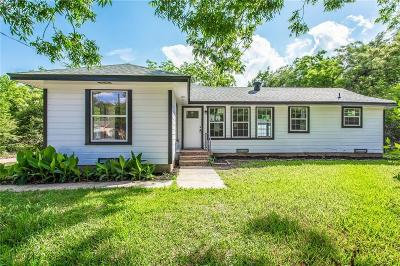 Dallas Single Family Home For Sale: 2338 Longhorn Street